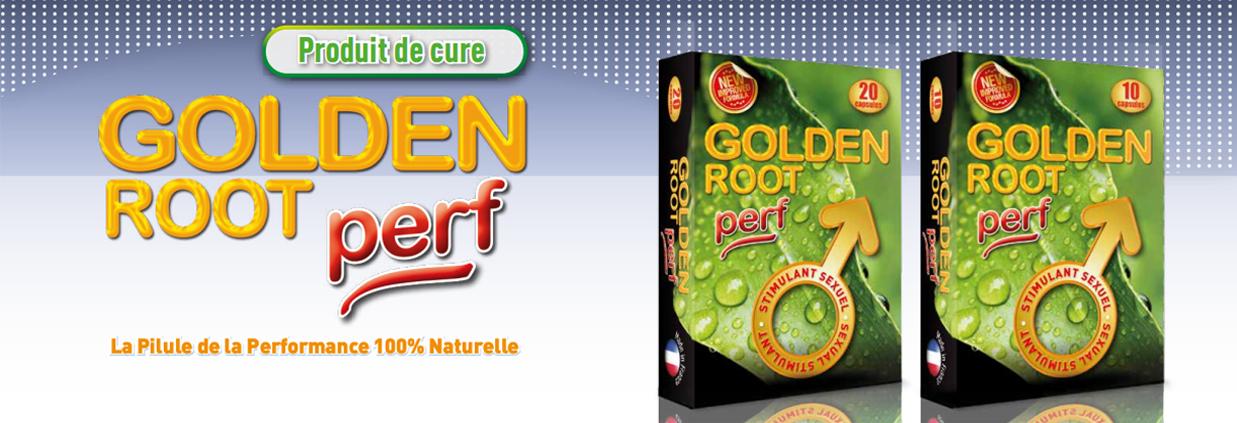 Golden Root Perf